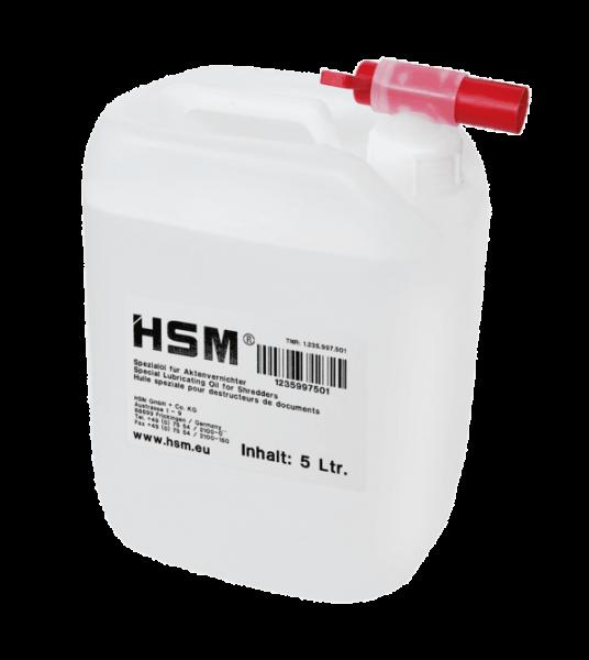 Schneidblock-Spezialöl (5 l)